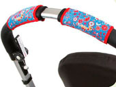 CityGrips Enkele Grip French Flowers