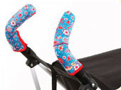 CityGrips Dubbele Grip French Flowers