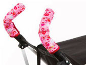 CityGrips Dubbele Grip Pink Owls